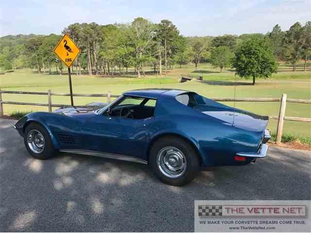 1971 Chevrolet Corvette   890380