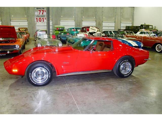 1973 Chevrolet Corvette | 890381