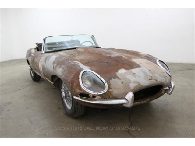 1962 Jaguar XKE | 893811