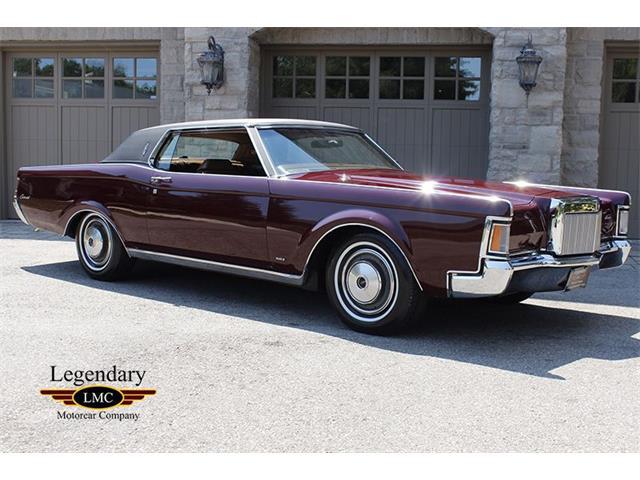 1970 Lincoln Continental | 893814