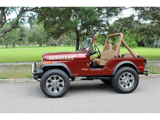 1980 Jeep CJ5 | 893819