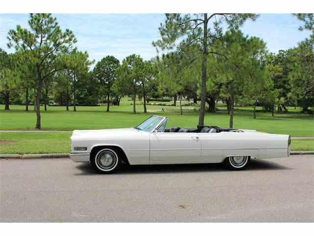 1966 Cadillac Deville For Sale On Classiccars Com 10 border=