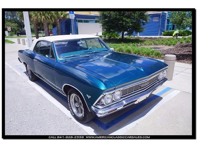 1966 Chevrolet Chevelle Malibu | 893827