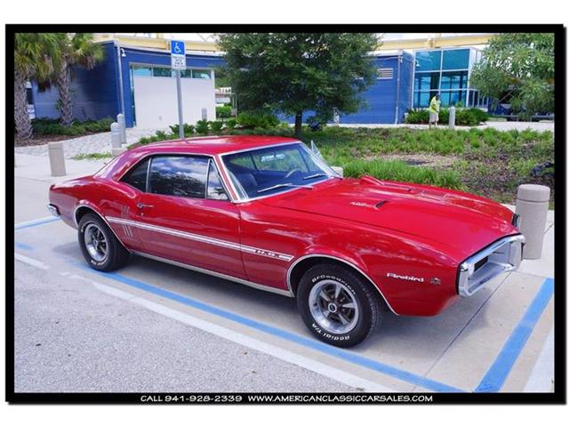 1967 Pontiac Firebird | 893829
