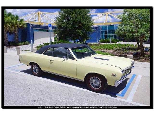 1967 Chevrolet Chevelle | 893830
