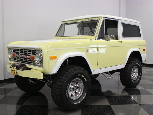1976 Ford Bronco | 893833