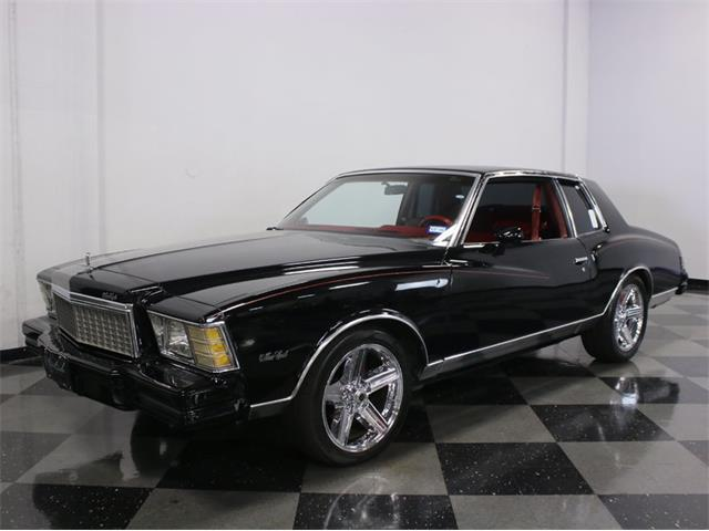 1978 To 1980 Chevrolet Monte Carlo For Sale On Classiccars