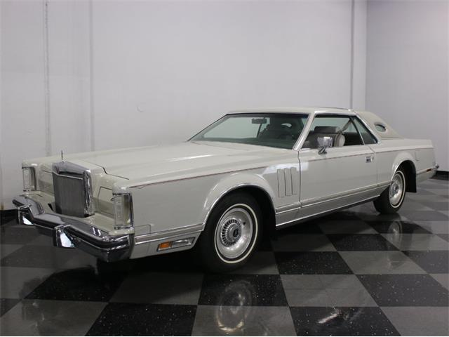 1978 Lincoln Continental Mark V | 893840