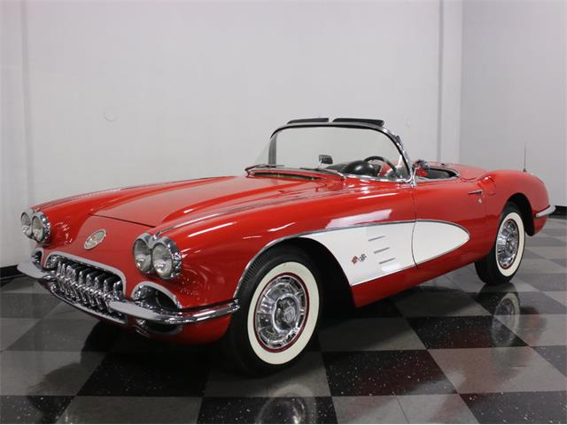 1960 Chevrolet Corvette | 893842