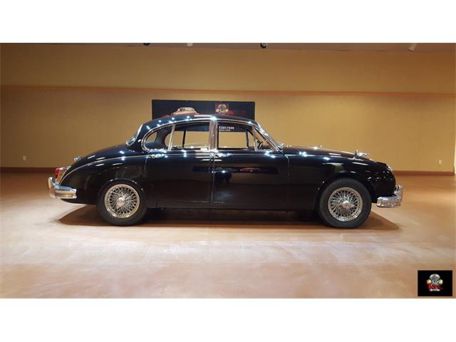 1962 Jaguar Mark II | 893848