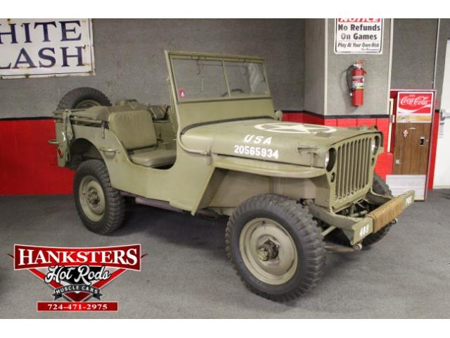 1942 Willys Jeep | 893859