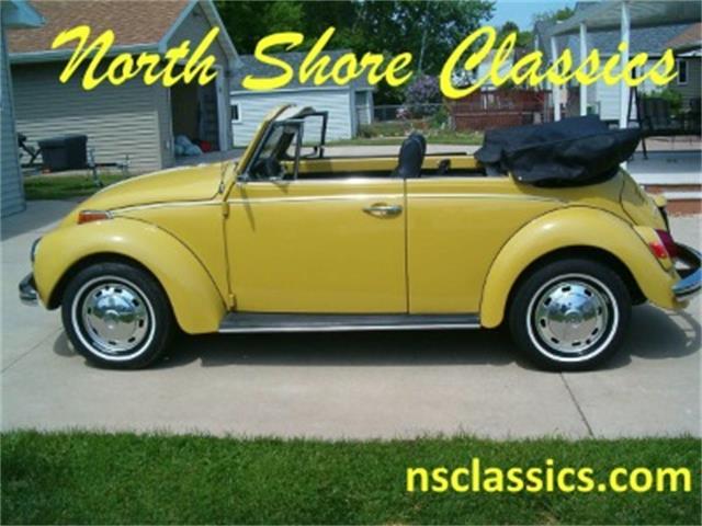 1972 Volkswagen Super Beetle | 890387