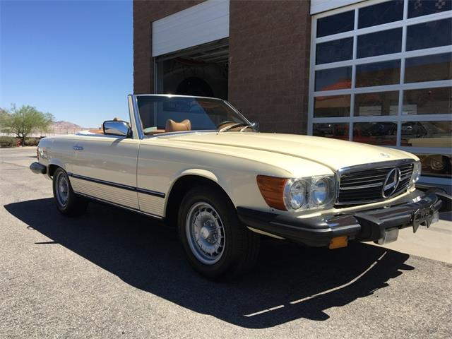 1979 Mercedes-Benz 450SL | 893870