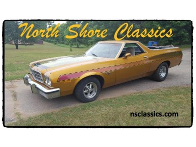 1973 Ford Ranchero | 890388