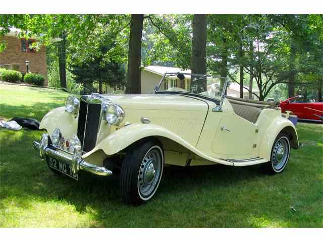 1952 MG TD | 893881