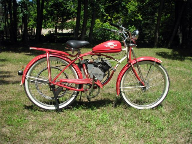 1948 Whizzer Motorcycle | 893883