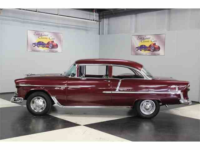 1955 Chevrolet Belair 2-Dr Post | 893885
