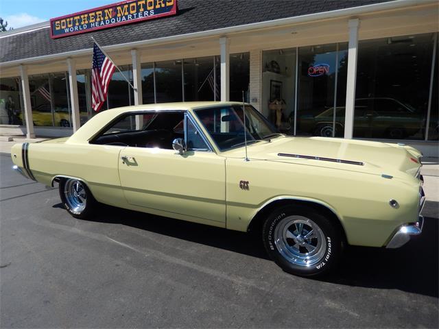 1968 Dodge Dart GTS | 893889