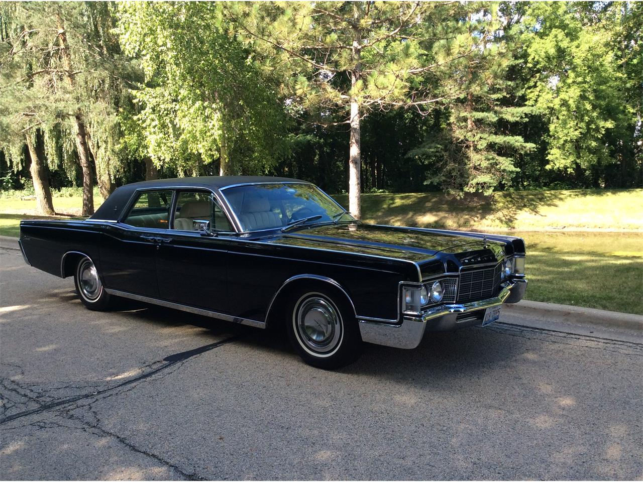 1969 Lincoln Continental Cars Trucks By Owner Autos Post