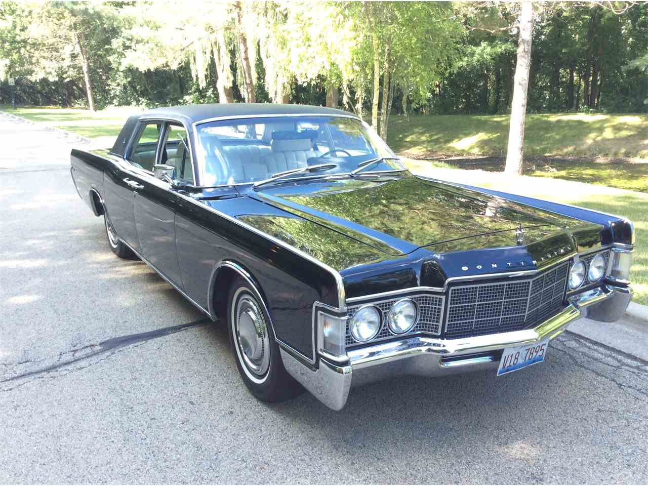 1969 Lincoln Continental For Sale Classiccars Com Cc