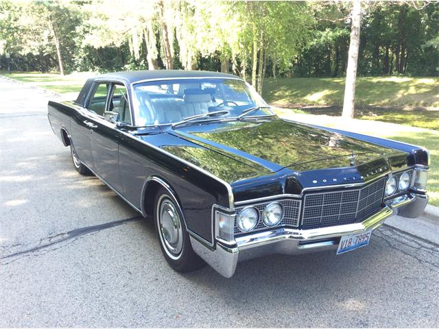 1969 Lincoln Continental | 893890