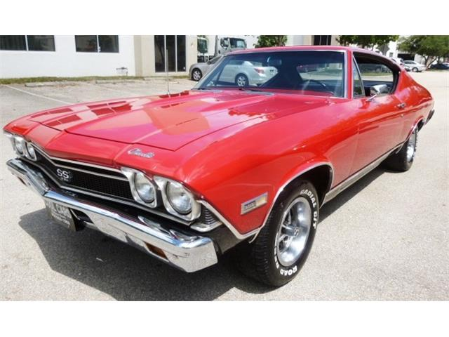 1968 Chevrolet Chevelle SS | 893891