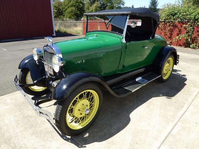 1929 Ford Model A | 893897