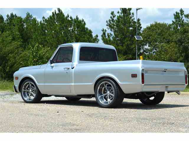 1972 Chevrolet C/K 10 | 893987