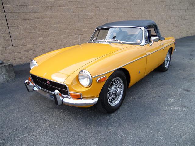 1972 MG MGB | 890399