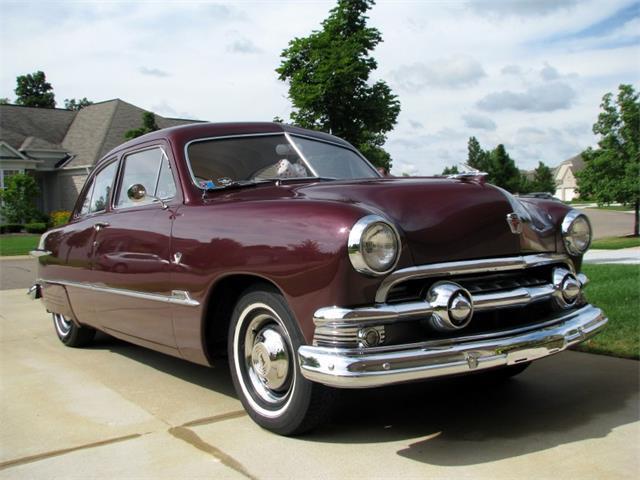 1951 Ford Custom | 893990