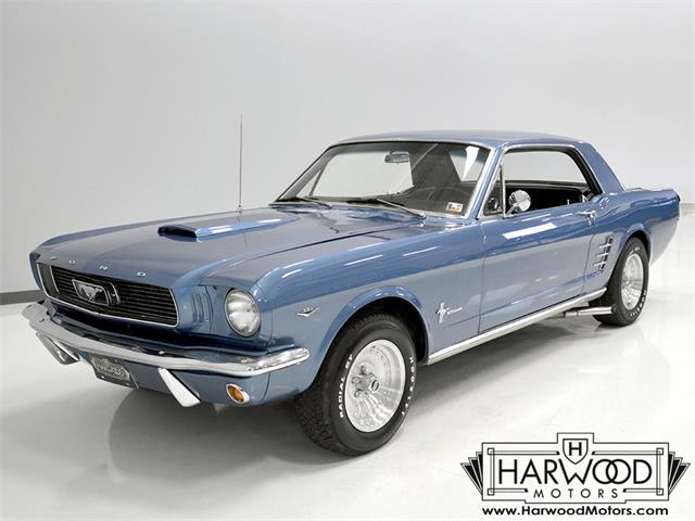 1966 Ford Mustang | 893992