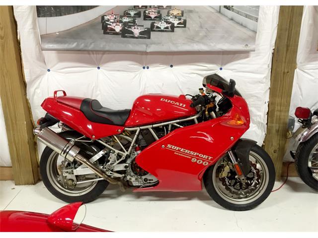 1995 Ducati 900 | 893993