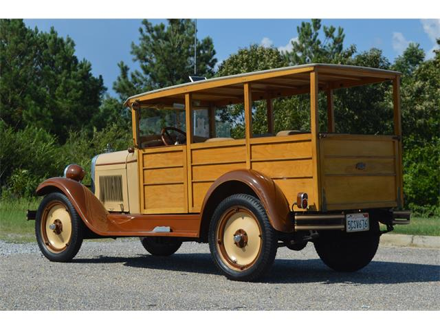 1928 Chevrolet Desert Coach | 893994