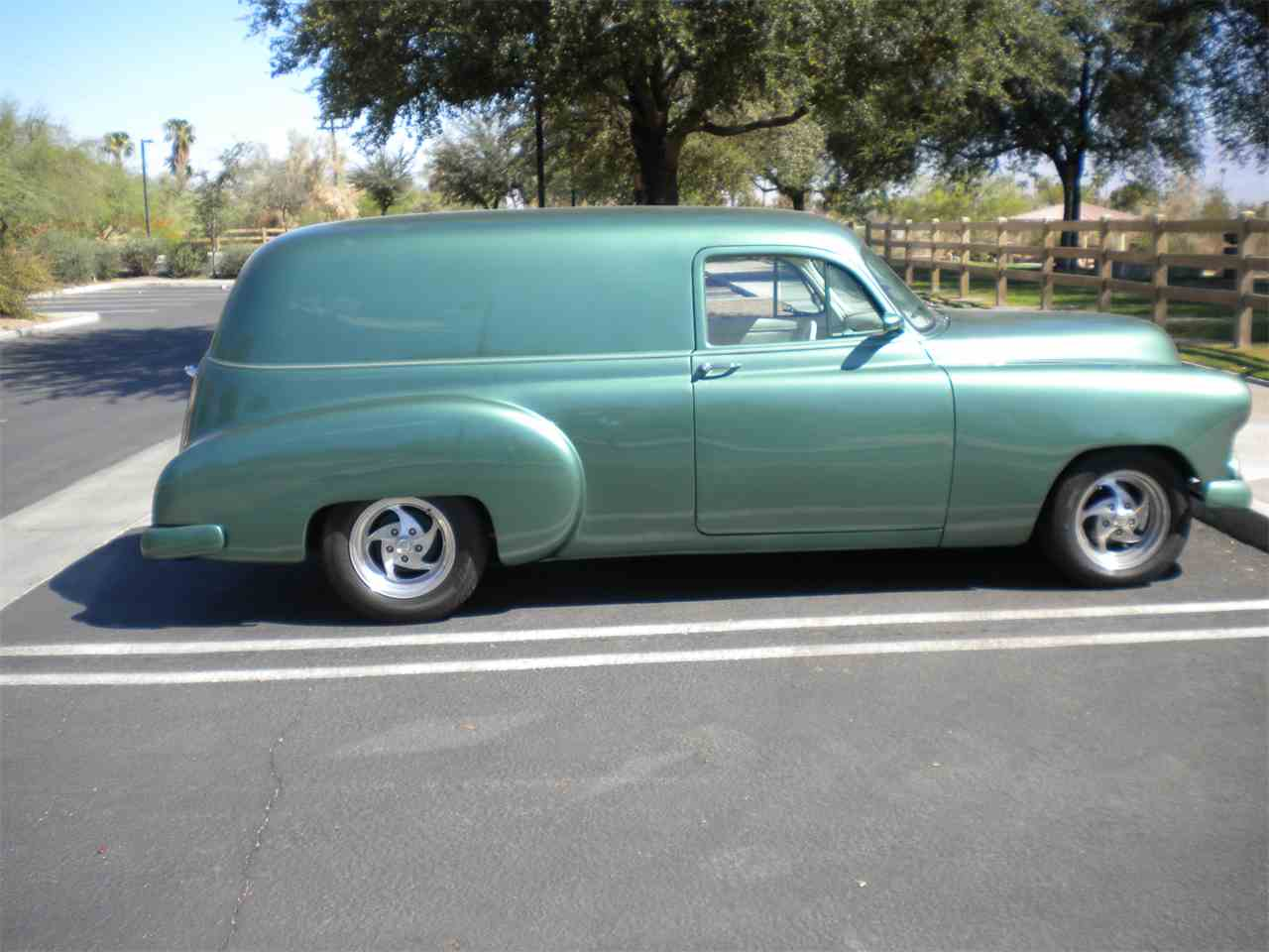 Large Picture of '51 Sedan Delivery - J5TB