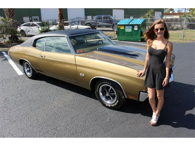 1970 Chevrolet Chevelle SS | 890400