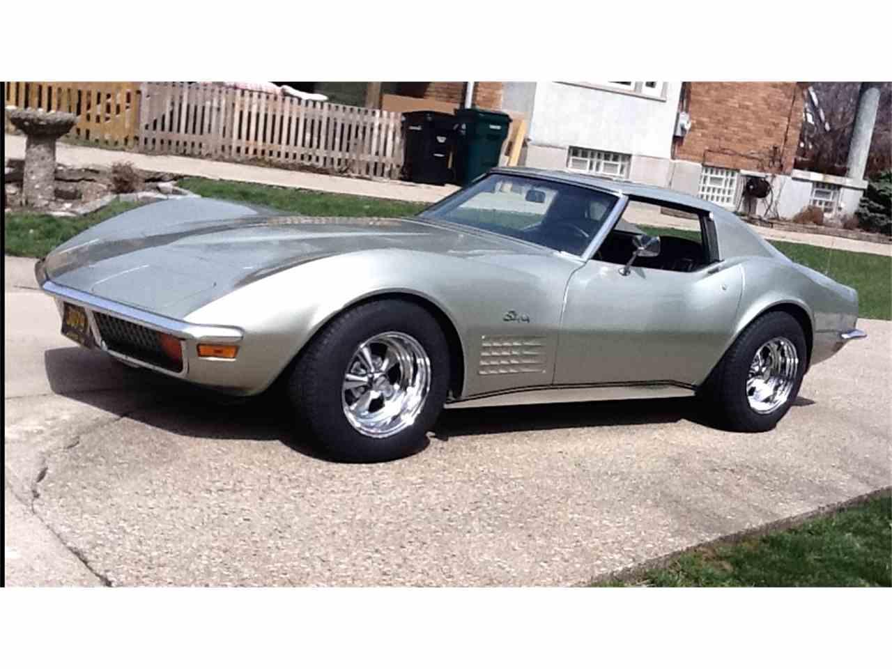Large Picture of '72 Corvette - J5TG