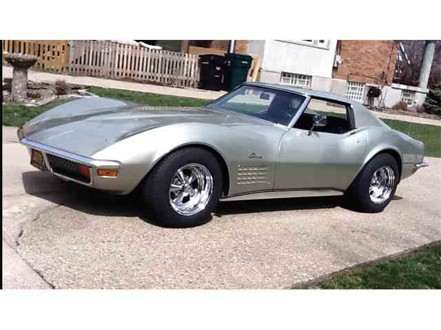1972 Chevrolet Corvette | 894004