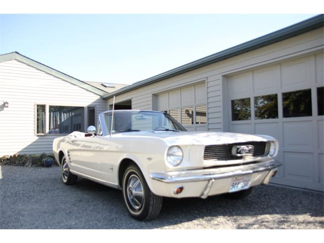 1966 Ford Mustang | 894012
