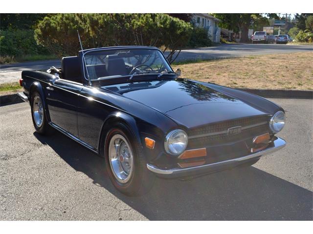 1969 Triumph TR6 | 894024