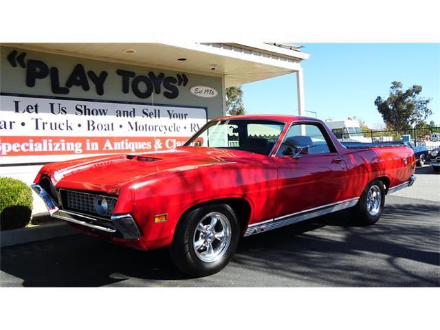 1971 Ford Ranchero | 894034