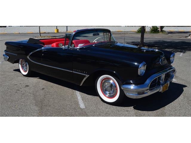 1956 Oldsmobile  Starfire 98 Convertible | 894037