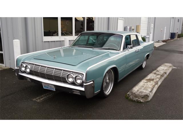 1964 Lincoln Continental | 894040