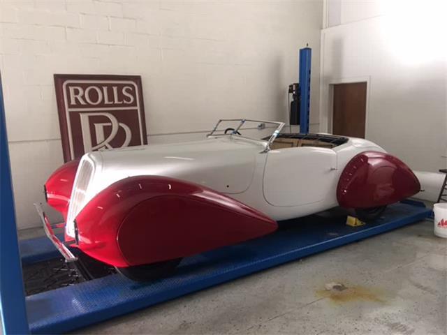 1930 Delahaye convertible | 894049