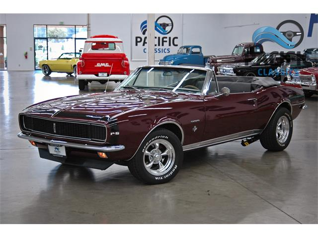 1967 Chevrolet Camaro RS | 894051