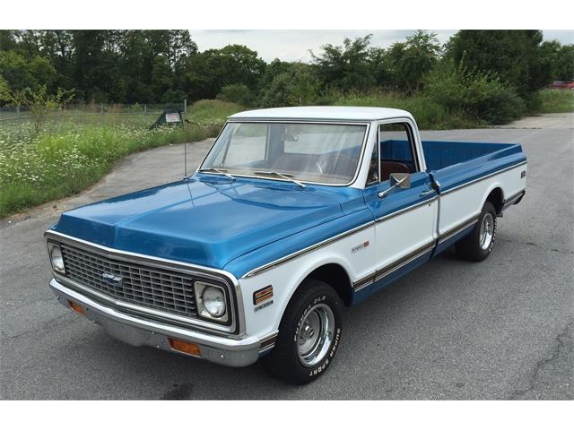 1971 Chevrolet C/K 10 | 894053