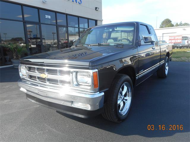 1993 Chevrolet S10 | 894054