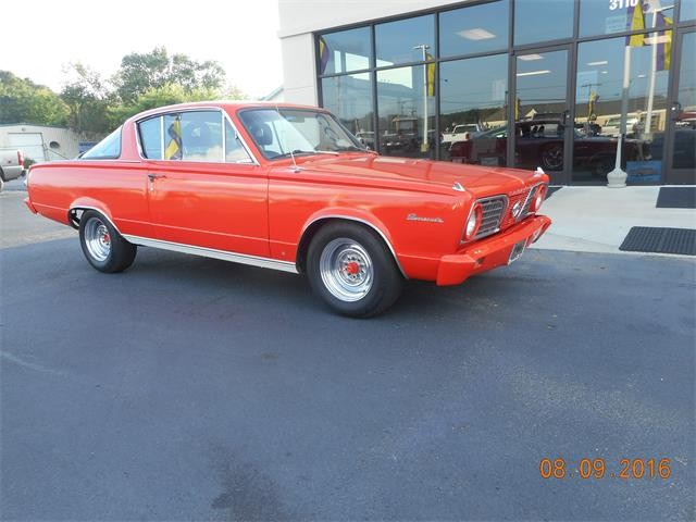 1965 Plymouth Barracuda | 894055