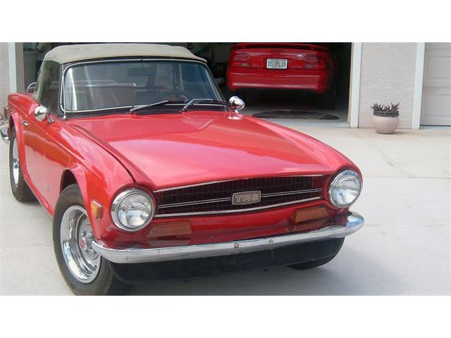 1973 Triumph TR6 | 894073