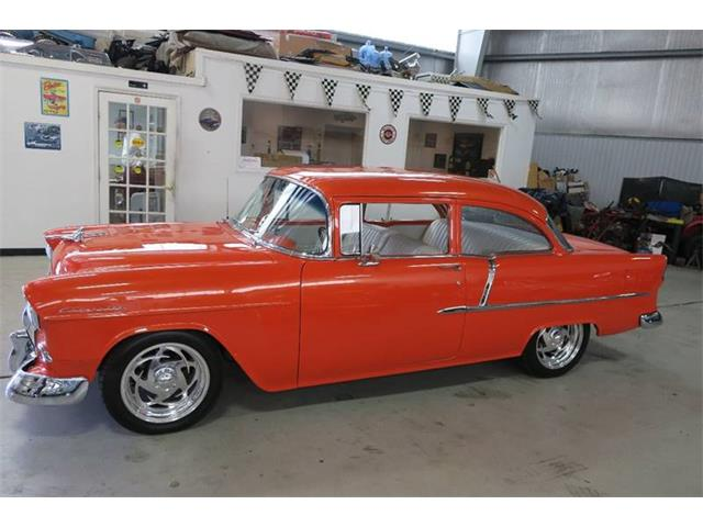 1955 Chevrolet 210 CUSTOM BUILD | 890408