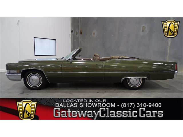 1970 Cadillac DeVille | 894089
